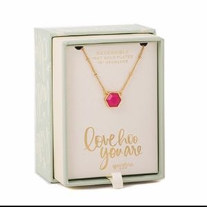 NWT Spartina Oh So Witty-Love Hoo Necklace